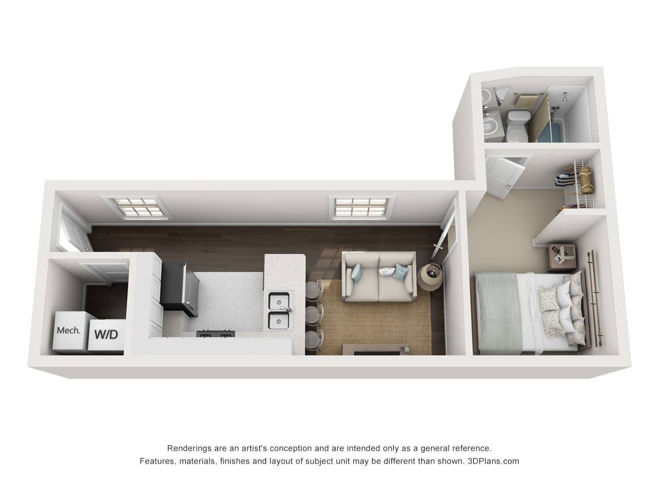 Floor Plans Buckingham And Balmoral Appartments